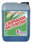 BACTER-QUAT. Produto limpeza bactericida pH neutro