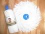 Esfregonas marca Cisne em Algodão Branco Extra, nº 14