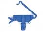 Pinça plástica para Mopa Azul