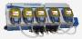 Sistema SMARTSYSTEM 4 bombas caudal regulável 30/60/90/120 l/h
